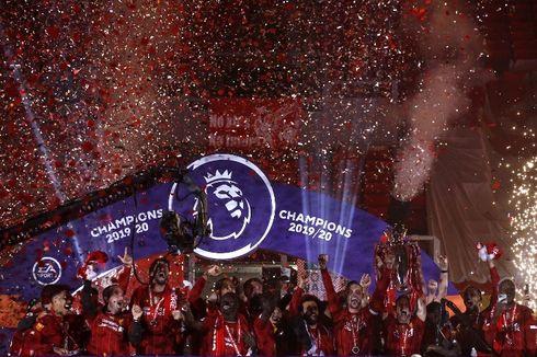 Jadwal Liga Inggris, Arsenal dan Liverpool Main pada Hari Pertama