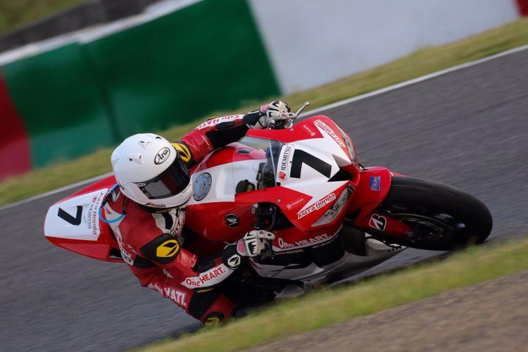 Pebalap Satu Hati Honda Team Asia, Dimas Ekky, bakal turun dalam ajang Suzuka 8 Hours di Sirkuit Suzuka, Jepang.