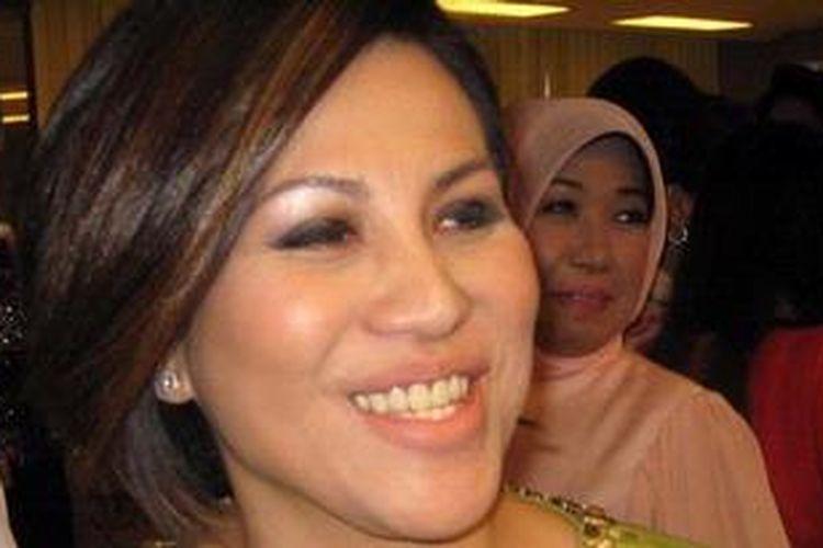 Ketua Umum Indonesian National Shipowners Association (INSA) Carmelita Hartoto