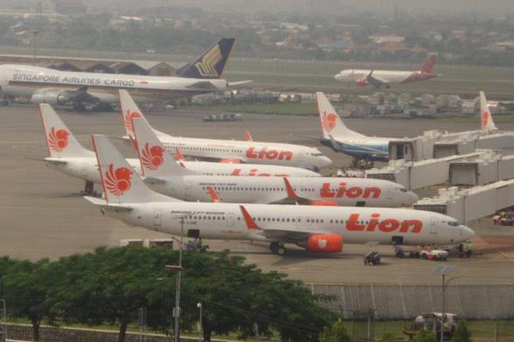 Lion Air Dan Wings Air Pindah Sementara Ke Terminal 1a Bandara Juanda