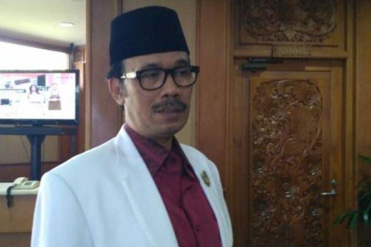 Duta besar Indonesia untuk Arab Saudi Agus Maftuh Abegebriel.