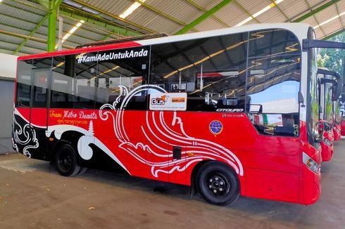 Mulai Juni Bus BTS Beroperasi di Bogor, Ini Rutenya