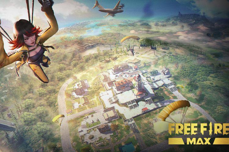 Ilustrasi game Free Fire Max.