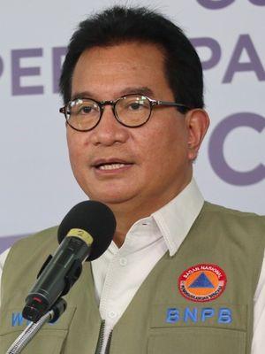 Ketua Tim Pakar Gugus Tugas Percepatan Penanganan Covid-19 Wiku Adisasmito