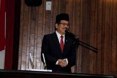 Menteri PPN Sofyan Djalil Lapor Serapan Anggaran