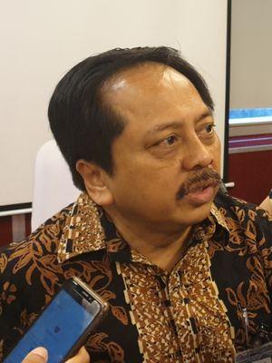 Presiden Direktur Smartfren, Merza Fachys.