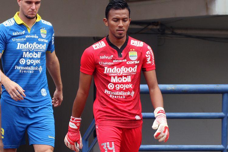 Kiper Persib Bandung, Teja Paku Alam.