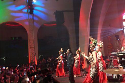 Buka Konser The Lord of Loro Ati, Didi Kempot: Jakarta Emang Ambyar!