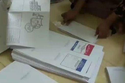 998.847 Surat Suara Pengganti Dikirimkan ke NTT dalam 2 Tahap