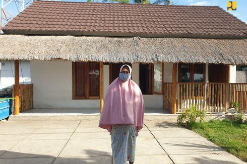 398 Unit Rumah Tidak Layak Huni di Mandalika Dibedah Jadi Homestay