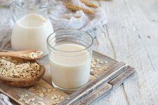 Resep Susu Oat, Susu Nabati yang Mulai Jadi Tren