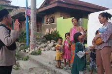 Hasil Penyisiran Polisi di Desa Mompang Julu Pasca-bentrokan Madina, 8 Warga Diamankan