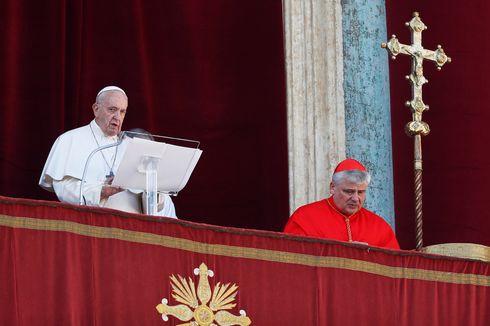 Beri Pesan Natal, Ini yang Diserukan Paus Fransiskus