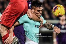 Fiorentina Vs Inter Milan, Gol Injury Time Gagalkan Kemenangan I Nerazzurri