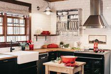 Simak, Ini 6 Tahapan Renovasi Dapur