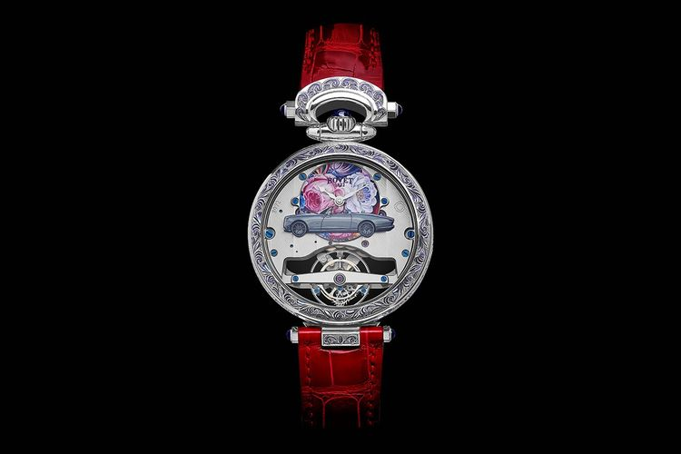 Bovet Tourbillon Watch