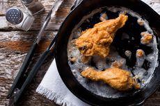 Cara Membuat Ayam Goreng Crispy agar Renyah Sempurna