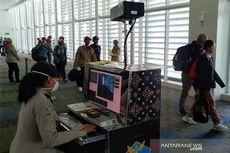 Bandara Ahmad Yani Antisipasi Virus Corona, Penumpang Demam Tinggi Akan Diisolasi