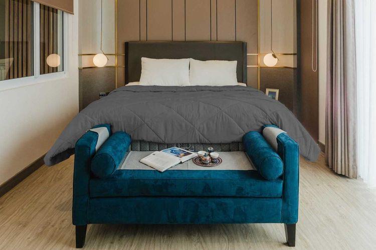 Kamar tidur modern minimalis karya Arkilens