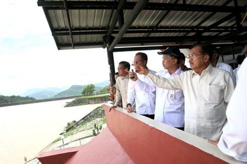 Antisipasi Banjir di Gowa dan Sekitarnya, JK Sepakat Bangun Bendungan