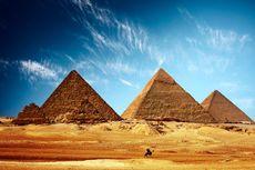Elon Musk Sebut Piramida Dibangun Alien, Mesir Siap Beri Undangan