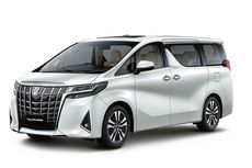 Bocoran Harga Mobil Toyota Setelah Pajak Karbon, Alphard Turun Rp 400 Jutaan