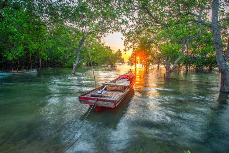 Ilustrasi wisata Nongsa