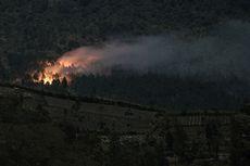 500 Orang Dikerahkan untuk Padamkan Kebakaran Hutan Lindung Gunung Slamet