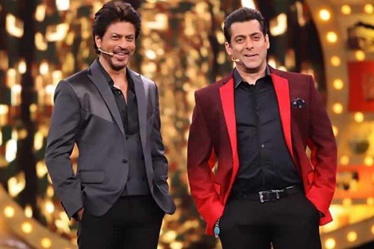 Shah Rukh Khan dan Salman Khan bakal terlibat dalam film yang sama