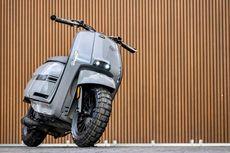 Lambretta V200, dari Skutik Urban Jadi Dual Purpose