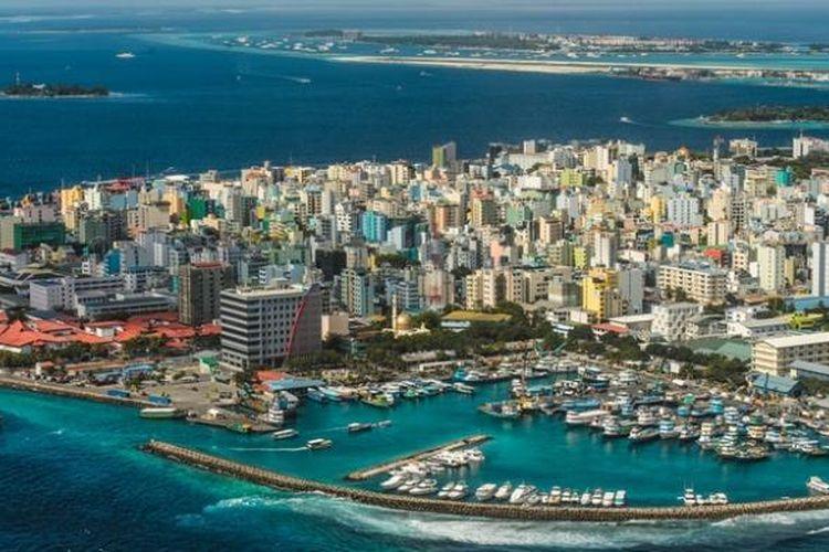 Ibu kota Maladewa, Male.