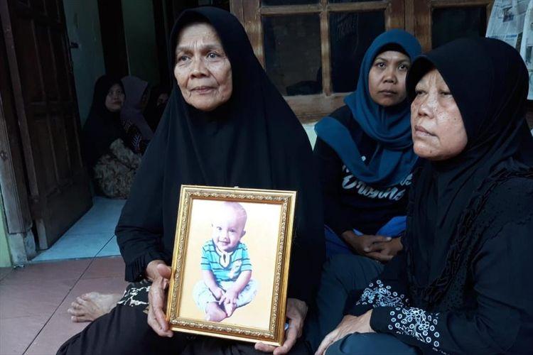Kaivan Azzam Nur Ridho, bocah berusia 1,5 tahun meninggal saat menjalani perawatan rumah sakit di Solo, Jawa Tengah, Senin (22/7/2019).