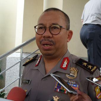 Kepala Divisi Humas Polri Irjen Setyo Wasisto