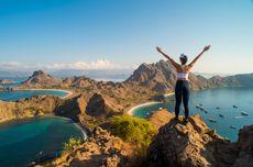 TN Komodo Buka Lagi, Jam Kunjungan Wisatawan ke Padar Selatan Dibatasi