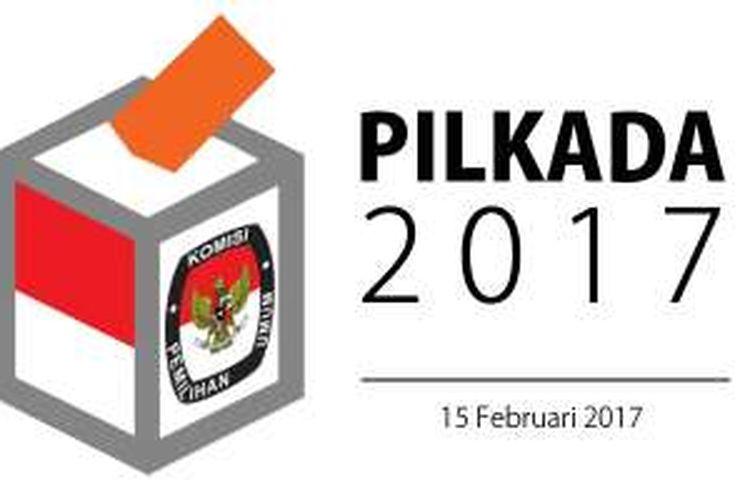 Logo Pilkada 2017
