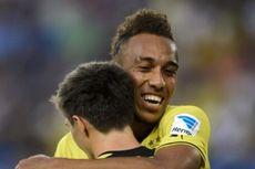 Striker Dortmund Kalahkan Manusia Tercepat Dunia?