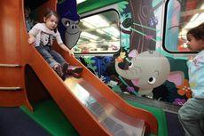 Intip Interior Kereta Ramah Anak di Swiss