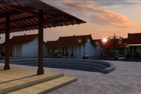 Pembangunan Rumah Wisata di Lima Bali Baru Terus Berlanjut