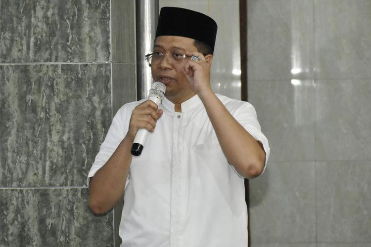 Gubernur NTB, Dr H Zulkieflimansyah