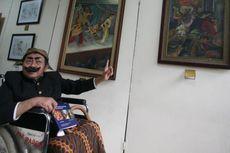 Ingin Berobat, Pak Raden Jual Lukisan kepada Jokowi