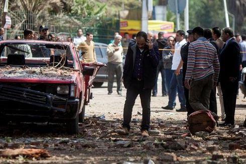 Lagi, Jenderal Polisi Mesir Tewas Dibom