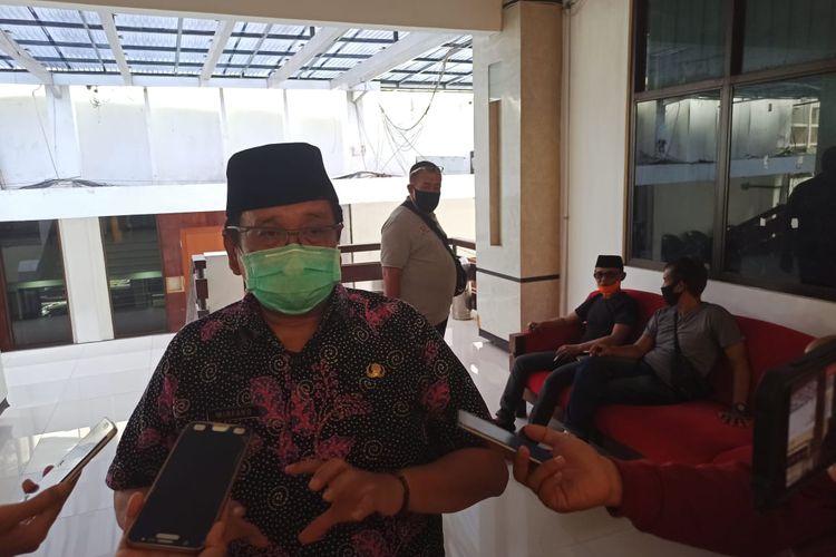 Sekretaris Daerah Pemkab Jember Mirfano