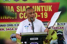 Gubernur Gorontalo Usul Bukti Ikut Vaksinasi Jadi Syarat Bepergian
