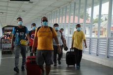 WNA Malaysia Kembali ke Negaranya Pasca-Pemberlakuan Lockdown