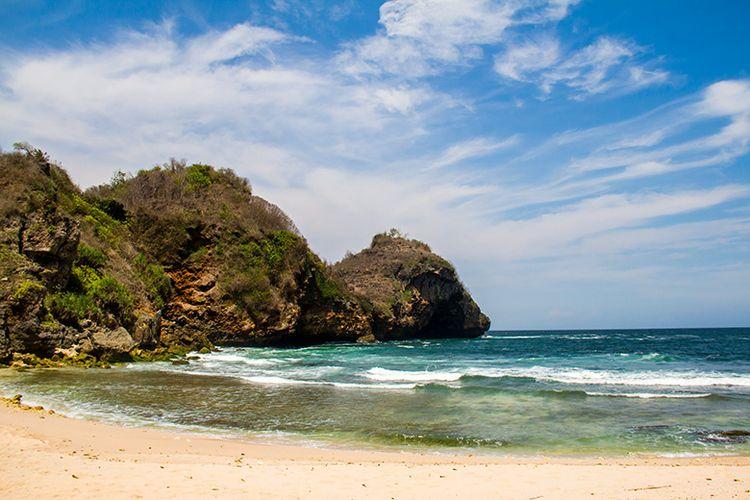 Pantai Krokoh, Gunungkidul, Daerah Istimewa Yogyakarta,