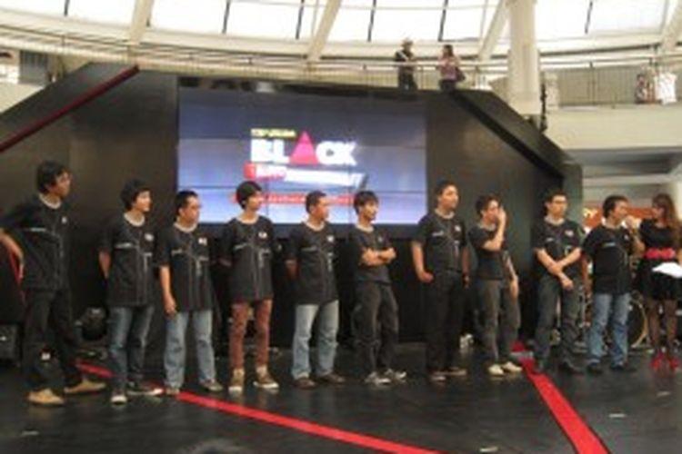 Para finalis Djarum Black Apps Competition 2013