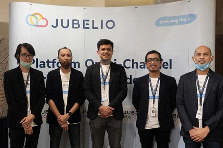 Perilisan Jubelio Financing berkolaborasi dengan Modalku dan Koinworks.