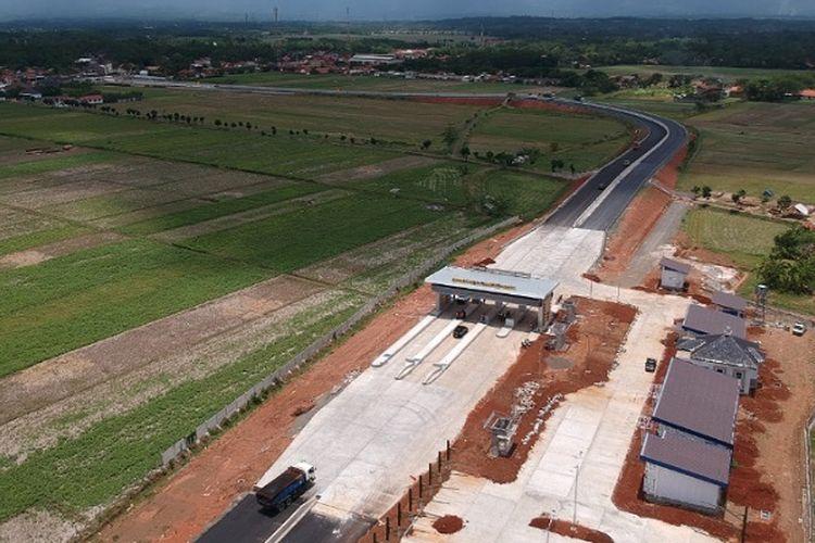 Exit tol Pekalongan Jawa Tengah