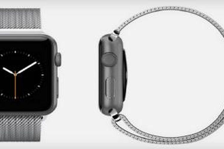 Apple Watch dikabarkan akan muncul dalam versi berbalut platinum