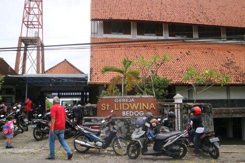Polisi Mulai Periksa Tersangka Penyerangan Gereja Santa Lidwina